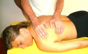 thai oel massage